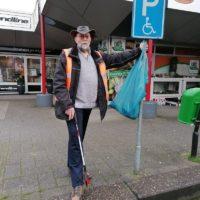 Streetmaster Bob Veerman: 'Het is nuttig en gezond werk'