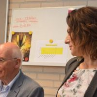 Uitreiking VAnG Milieuprijs 2018 1e prijs