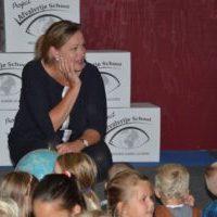 Grondstofunits bij de 2e vd Huchtschool in Soest