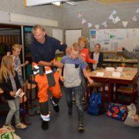 OBS de Hoeksteen in Wemeldinge is gestart met afval scheiden