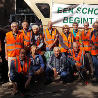 Soester Streetmasters in actie tijdens Keep it Cleanday 2019