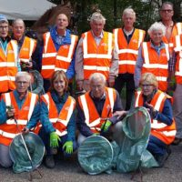Soester Streetmasters in actie tijdens Keep it Cleanday