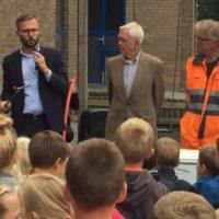 Feestelijke Verlenging Keurmerk 'Afvalvrije school'
